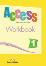 Access 1. Workbook. Beginner. (International). Рабочая тетрадь