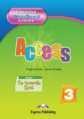 Access 3. Interactive Whiteboard Software. Pre-Intermediate. Комп. прогр. для интерак. доски