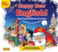 1С: Аудиокниги. Happy New English! Best funny stories. (AudioCD)